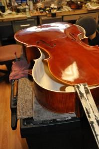 Cello Repair