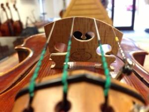 Aubert lux Violin Bridge