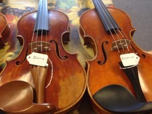 Violin prices